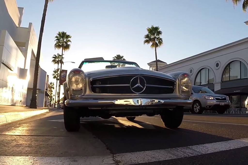 Editing post los angeles for Mercedes benz service beverly hills